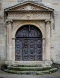 Puerta de Provence, Francia Fotografía de archivo