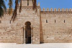 Puerta de Ribat Fotos de archivo