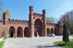 Puerta de Rossgarten Fotografía de archivo libre de regalías