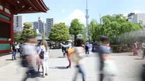 Puerta de Senso-ji Hozomon