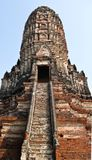 Puerta de Stupa Imagenes de archivo
