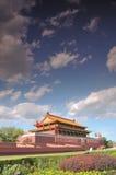 Puerta de Tian-An-Men, Pekín Imagen de archivo