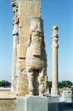 Puerta de todas las naciones en Persepolis Fotografía de archivo libre de regalías