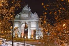 Puerta de Toledo Imagenes de archivo