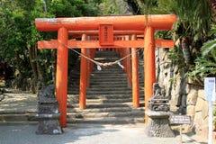 Puerta de Torii Imagen de archivo libre de regalías