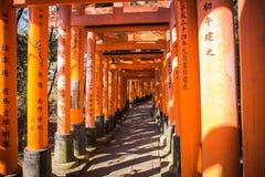 Puerta de Torii imagen de archivo