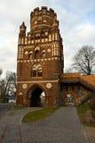 Puerta de Uenglinger Foto de archivo