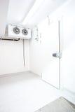 Puerta de un refrigerador Imágenes de archivo libres de regalías