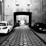 Puerta de Varsovia fotografía de archivo libre de regalías