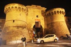 Puerta de Velletri Fotografía de archivo