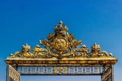 Puerta de Versalles Imagenes de archivo