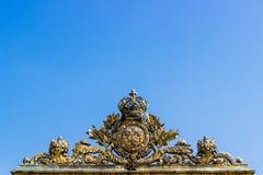 Puerta de Versalles Foto de archivo libre de regalías
