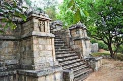 Puerta de Yapahuwa Foto de archivo libre de regalías