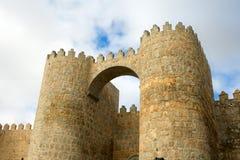 Puerta del Alcazar Stock Photos