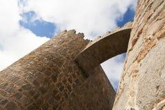 Puerta del Alcazar Stock Image