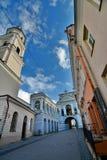 Puerta del amanecer vilnius lituania Imágenes de archivo libres de regalías