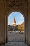 Puerta del arco Imagenes de archivo