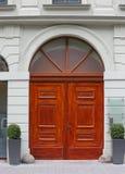 Puerta del arco Fotografía de archivo libre de regalías