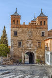 Puerta del Cambron, Toledo, Spain Royalty Free Stock Photography