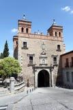 Puerta Del Cambron w Toledo, Hiszpania Zdjęcie Stock