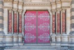 """Puerta del  del cathedral†del comandante del """"la imagen de archivo libre de regalías"""