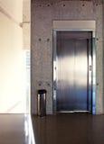 Puerta del elevador Imágenes de archivo libres de regalías