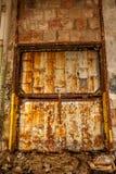 Puerta del elevador Foto de archivo