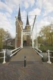 Puerta del este en Delft Foto de archivo libre de regalías