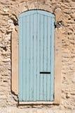 Puerta del estilo de Provence Fotos de archivo