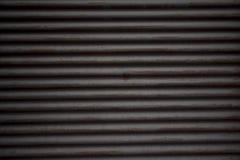Puerta del garage del balanceo Fotos de archivo libres de regalías