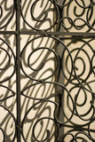 Puerta del hierro Fotos de archivo