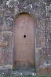 Puerta del hierro del vintage que guarda Forte Imagenes de archivo