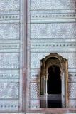 Puerta del ibn Anas Mosque, Cartago, T?nez de Malik foto de archivo