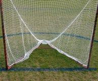 Puerta del lacrosse imágenes de archivo libres de regalías