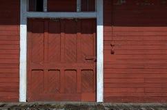 Puerta del muelle Imagenes de archivo