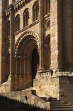 Puerta Del Obispo katedra, Zamora Fotografia Royalty Free