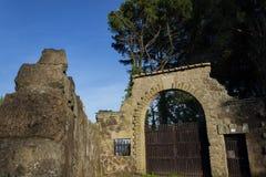 Puerta del país Foto de archivo libre de regalías