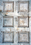 Puerta del panel Imagen de archivo