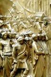 Puerta del paraíso Imagen de archivo