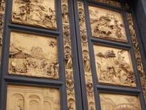 puerta del paraíso Imágenes de archivo libres de regalías