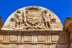 Puerta del Puenta Пальто подготовляет Cordoba Испанию Стоковая Фотография