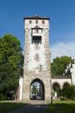 Puerta del santo Alban Imagenes de archivo