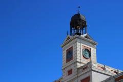 Puerta del Sol Башня Стоковые Изображения