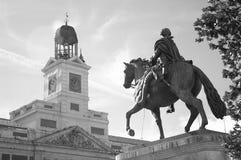 Puerta Del Sol Stockbild