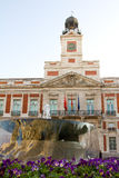 Puerta del Sol Stock Photography
