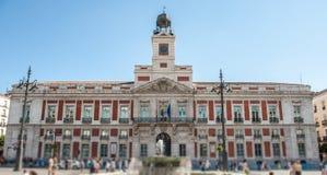 Puerta del Sol στοκ εικόνες με δικαίωμα ελεύθερης χρήσης