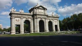 Puerta del Sol Photographie stock libre de droits