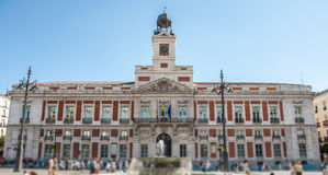 Puerta del Sol Royalty Free Stock Images