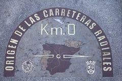 Puerta del Sol, Madrid Royalty Free Stock Image