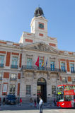 Puerta del Sol Royalty Free Stock Photo